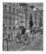 Freiburg Road Homes  Fleece Blanket