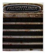 Freightliner Highway King Fleece Blanket