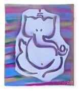 Fresh Ganesh 1 Fleece Blanket