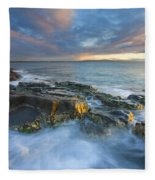 Freycinet Cloud Explosion Fleece Blanket