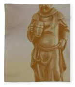 Friar 1 Fleece Blanket