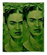 Frida 4u Fleece Blanket