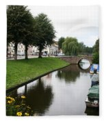Friedrichstadt - Germany Fleece Blanket