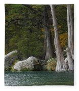 Frio River 2 Fleece Blanket