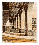 Frisco Depot Fleece Blanket
