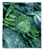 From Another Planet Fleece Blanket