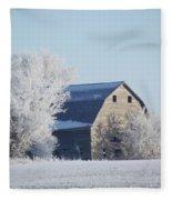 Frost Farm Fleece Blanket