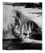 Frozen Basin Fleece Blanket