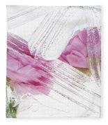 Frozen Spring Iv Fleece Blanket