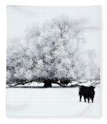 Frozen World Fleece Blanket