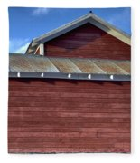 Ft Collins Barn 13550 Fleece Blanket