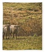 Full Of Wool Fleece Blanket