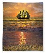 Full Sail Fleece Blanket