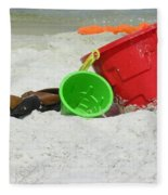 Fun In The Sun Fleece Blanket