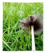 Fungi Fleece Blanket