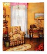 Furniture - Chair - Livingrom Retirement Fleece Blanket