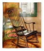 Furniture - Chair - The Rocking Chair Fleece Blanket