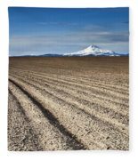 Furrows Fleece Blanket