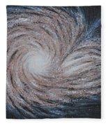 Galactic Amazing Dance Fleece Blanket