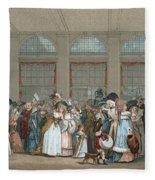 Galerie De Bois, C1740 Fleece Blanket