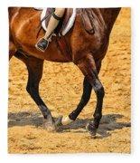 Gallop Fleece Blanket