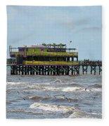 Galveston The Sv Fleece Blanket