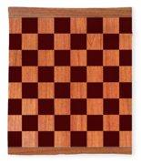 Game Board Fleece Blanket