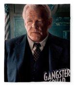 Gangster Squad Nolte Fleece Blanket