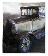 Gansgter Era Automobile Fleece Blanket
