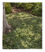 Garden Color At Woodward Park 21f Fleece Blanket