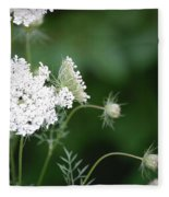 Garden Lace Group By Jammer Fleece Blanket