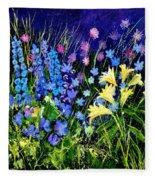 Gardenflowers 563160 Fleece Blanket