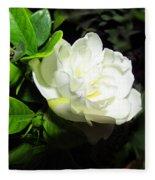 Gardenia 2013 Fleece Blanket