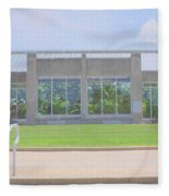 Garfield Park Conservatory Fleece Blanket