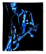 Gary Pihl Plays The Blues Fleece Blanket