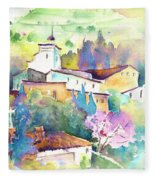 Gatova Spain 02 Fleece Blanket