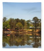 Gee's Bend Alabama Fleece Blanket