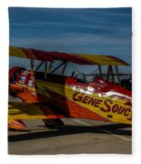 Gene Soucy Fleece Blanket