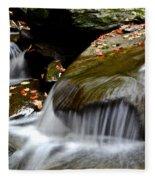 Gentle Falls Fleece Blanket
