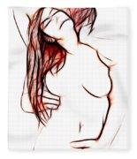 Gentle Lover Fleece Blanket