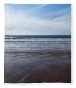 Gentle Waves Fleece Blanket