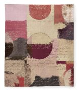 Geomix 01 - C19a2sp5ct1a Fleece Blanket