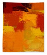 Geomix 05 - 01at01b Fleece Blanket