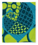 Geomix 14 - Sp01 Fleece Blanket