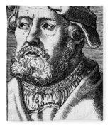 Georg Witzel (1501-1573) Fleece Blanket