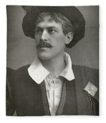 George Alexander (1858-1918) Fleece Blanket