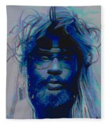 George Clinton Fleece Blanket