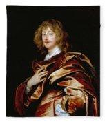 George Digby Fleece Blanket