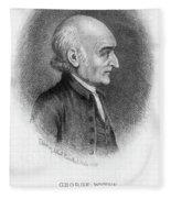 George Wythe (1726-1806) Fleece Blanket