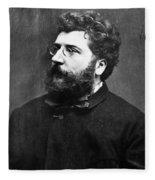 Georges Bizet (1838-1875) Fleece Blanket